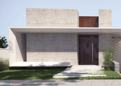 Projeto casa moderna Niterói