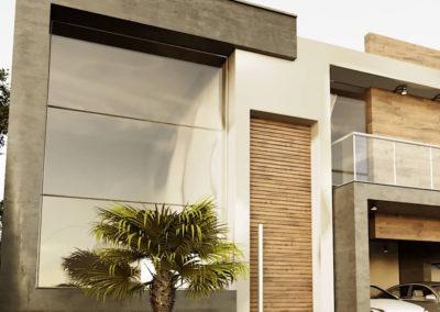 Casa arquitetura contemporânea OV