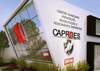 pagina Projeto Vasco Caprres
