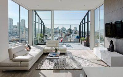 10 grandes projetos de sala de estar para se inspirar!