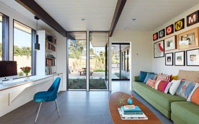 7 Ideias para transformar de quartos de hóspedes em escritório home office.